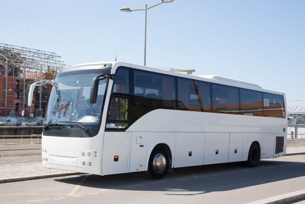 אוטובוס 60 מקומות בדרום